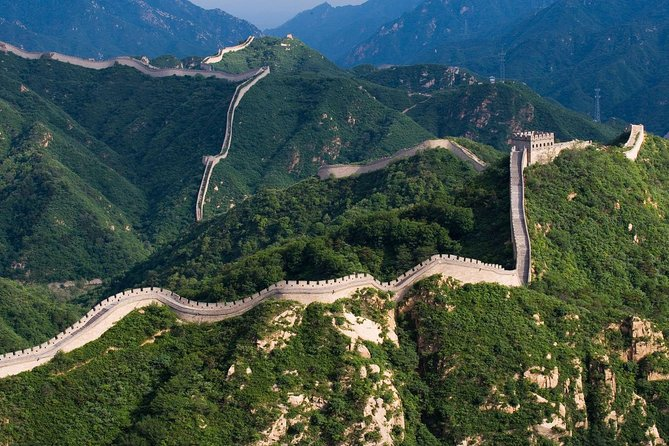 Beijing in One Day: Day Trip from Shanghai by Air - Great Wall & Forbidden City