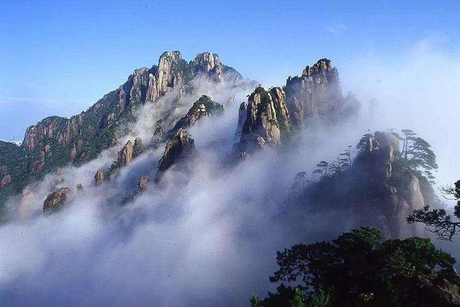 San Qing Shan Two Days Tour from Hangzhou