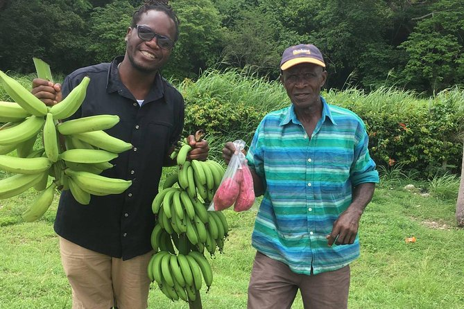 Half-Day Jamaica Foodie and Cultural in Ocho Rios