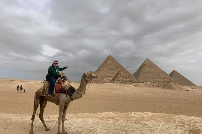 Giza pyramids ,sphinx & old Cairo from Cairo Giza hotel with expert guide photo 2