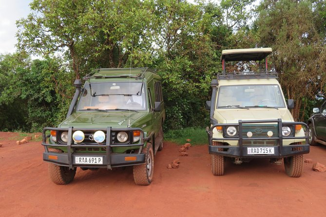 Akagera National Park from Kigali