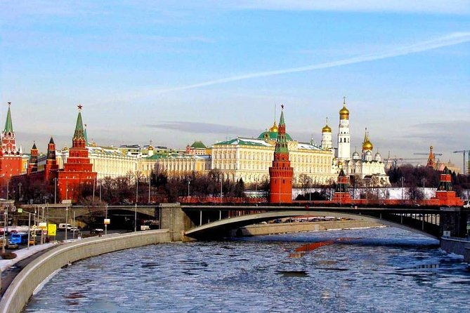 Moscow 'must see' in 2 days tour