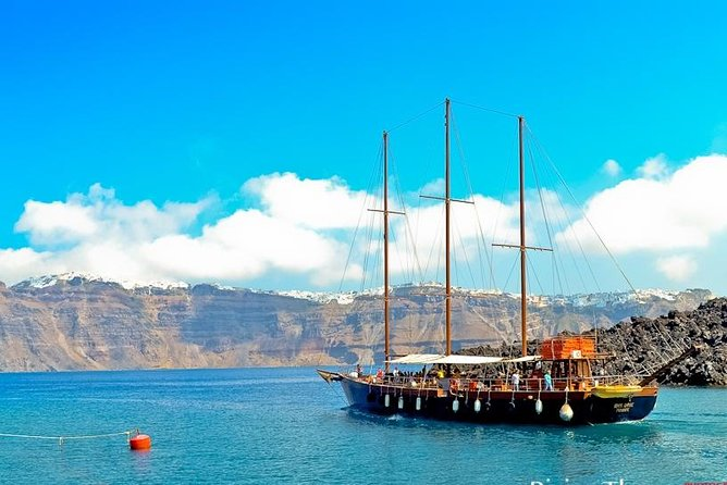 See Santorini In One Day With King Thira ( Bus And Boat)