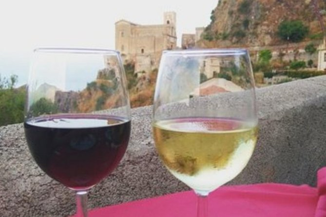 Godfather Private Tour in Savoca and Forza d'Agro with Wine and Dinner Option