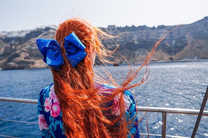 Caldera Morning Cruise With King Thiras Boat