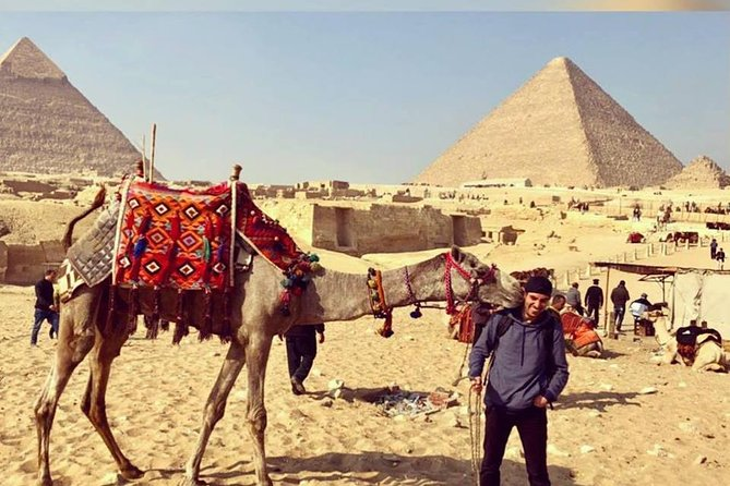 Giza pyramids ,sphinx & dinner cruise from Cairo Giza hotel with expert guide