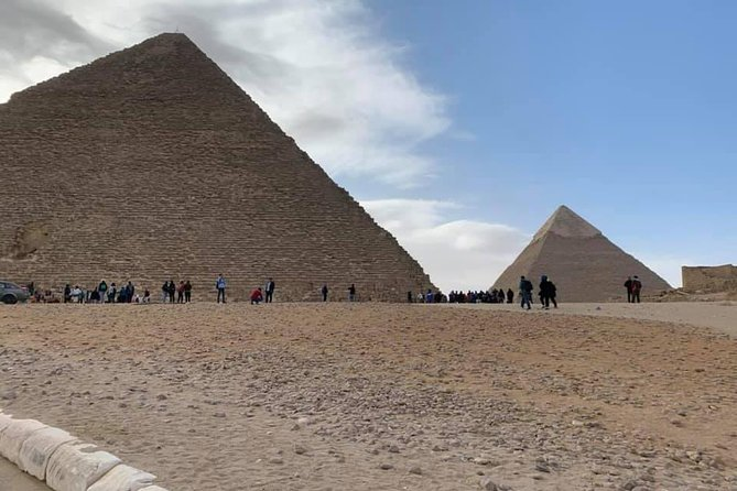 Giza pyramids ,sphinx & old Cairo from Cairo Giza hotel with expert guide photo 3