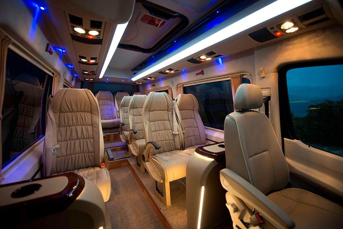 Private Tour With Minibus Or Car With Driver