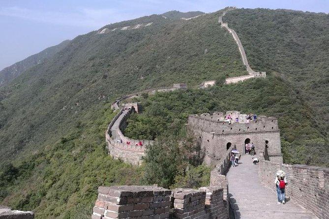 Daily Group Tour Of Beijing Mutianyu Great Wall