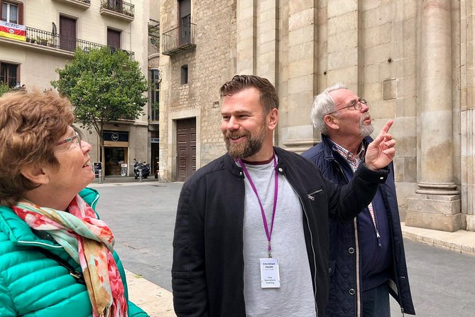 Explore hidden streets of Barcelona with a local