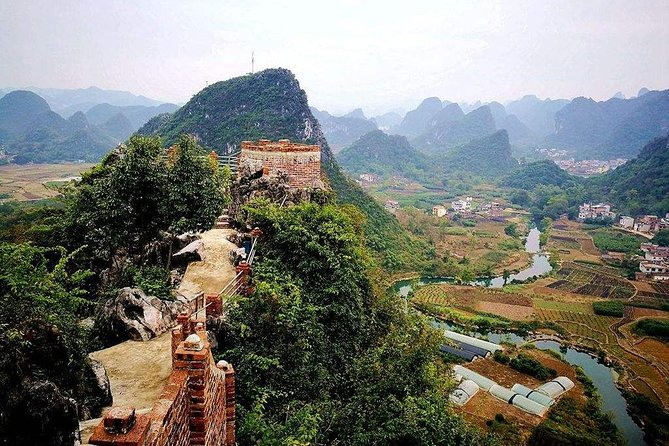 Half/Full day Yangshuo Cuiping hill Sunset Private Tour