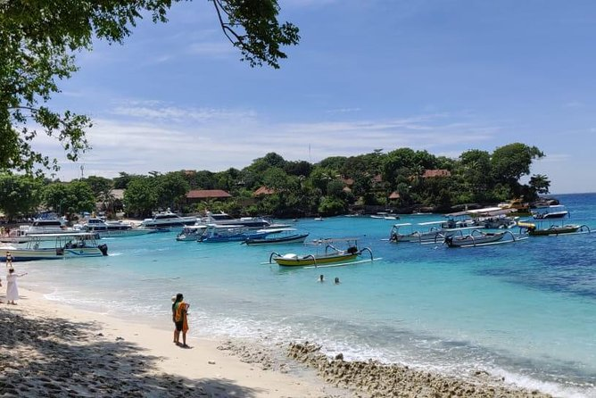 Lembongan island Day cruise with Bali Hai Cruise