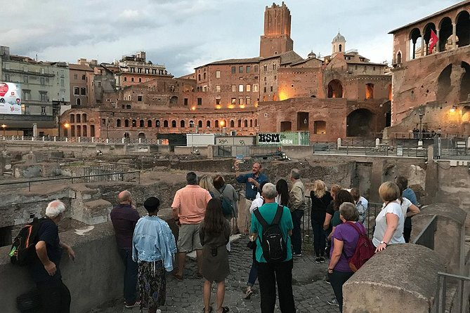 Moonlight Tour of the Colosseum and Ancient Rome