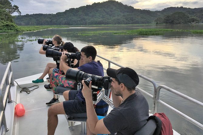 'Capture the Moment' Photography Rainforest Tour on Gatun Lake