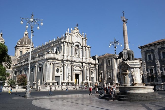 Catania Private Walking Tour with Option of Food and Wine Tasting photo 1