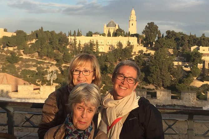 Guided Tours Jerusalem with a Private Guide Leontine Cohen