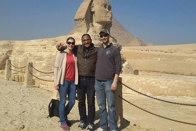 Cairo Highlights tours: 3-Day Guided Tours with Dinner Cruise and Camel Ride