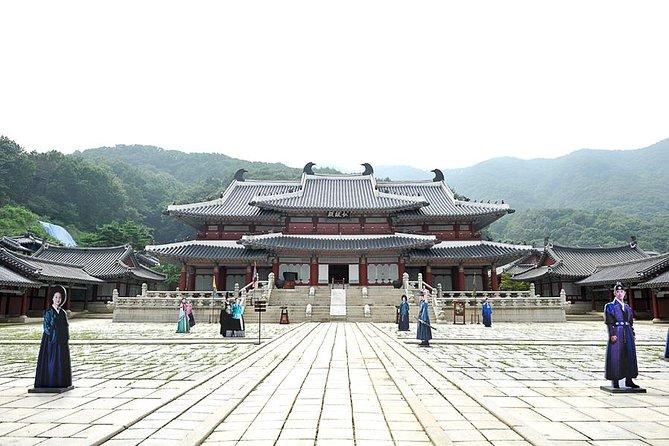 Private day trip to Korean Folk Village & Dae Jang Geum Park