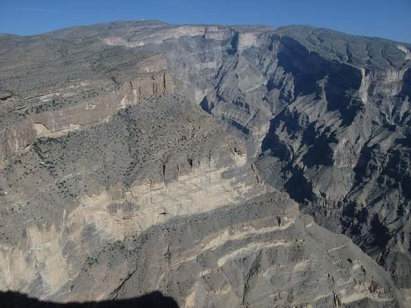 Day Trip To Nizwa & Jabal Shams The Grand Canyon Of Oman Price Up To 5 Persons