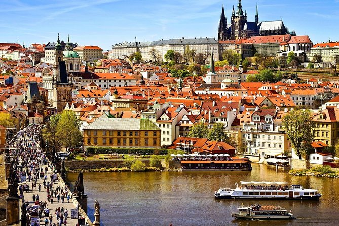 Prague underground city and the Royal Route