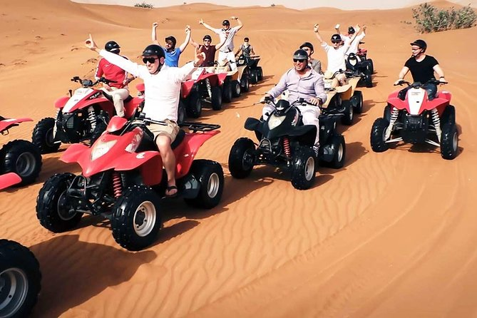 Quad Biking Dubai ATV Bike Ride