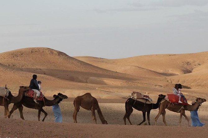 Desert Agafay and Atlas Mountains Day Trip & Camel Ride From Marrakech photo 6