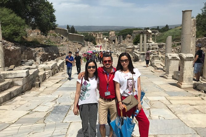 For Cruise Guests : Best Seller Ephesus Private Tour / Kusadasi Tours