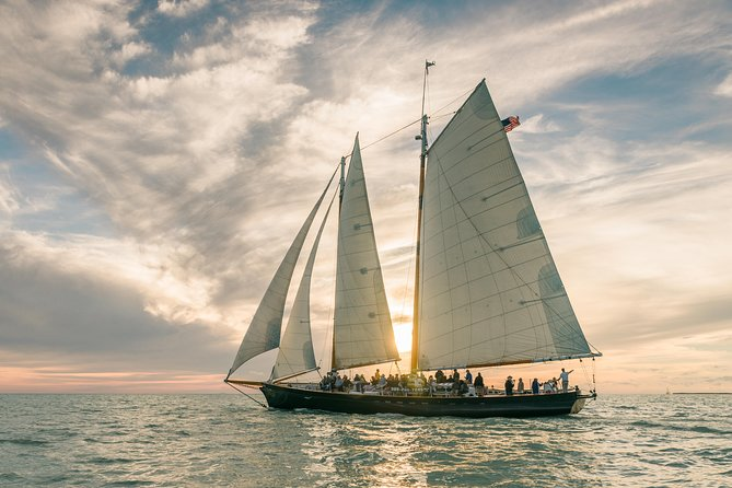 Key West Sunset Sail Aboard Schooner America 2.0