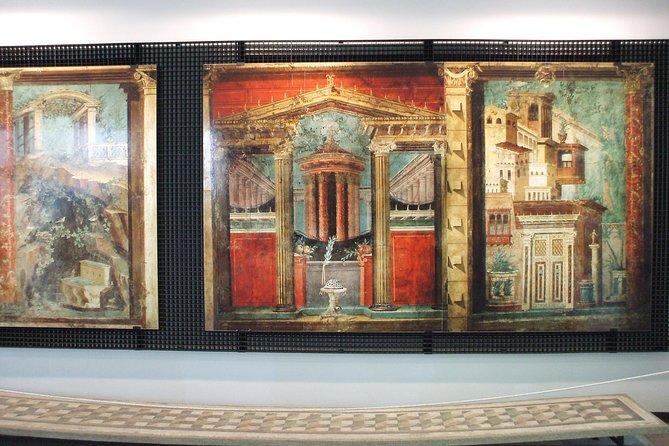 Boscoreale: Antiquarium and Villa Regina private tour