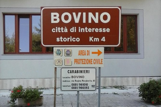 Bovino private walking tour: an off-the-beaten path treasure