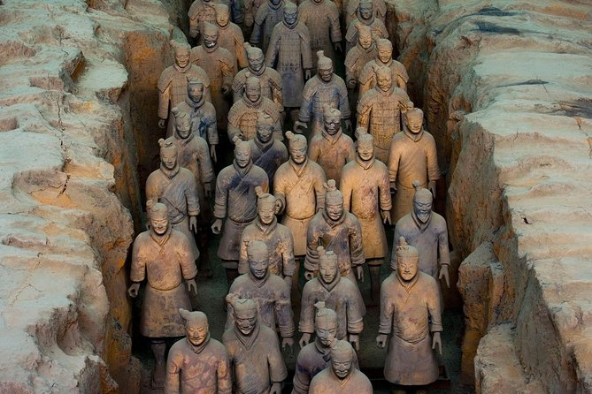 Private Xi'an Terracotta Warriors Day Tour From Beijing Including Flight Charge