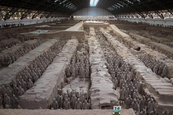Private Xi'an Day Trip From Shanghai Including Domestic Flight