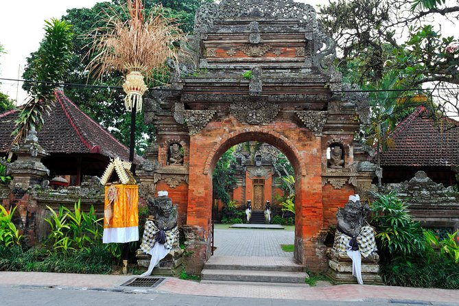 The Enchantment of Ubud Tour