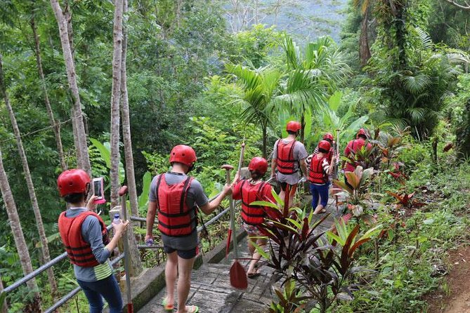 Bali White-Water Rafting Adventure