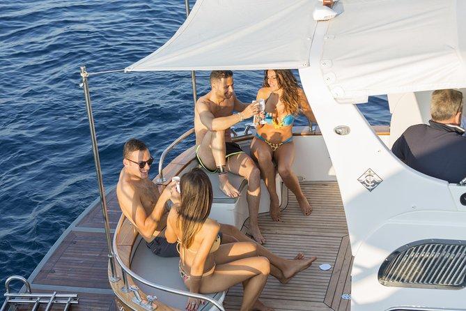 Private Amalfi coast tour with 30ft Boat