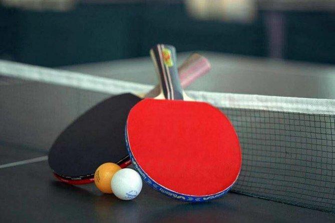 90-minute Table Tennis Lesson with Shanghai Local Guru