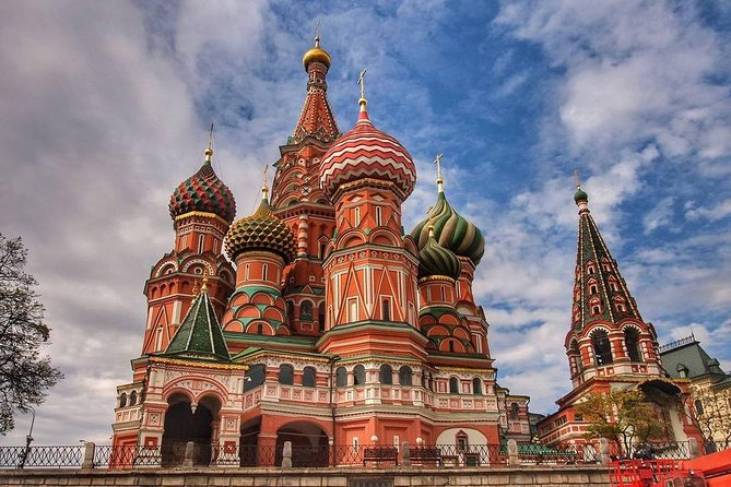 Red square and Kremlin Private Walking Tour in Moscow
