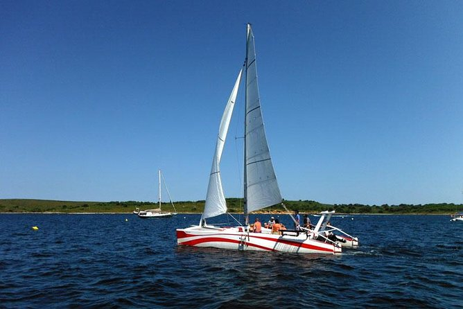 Private Catamaran Rental in Menorca