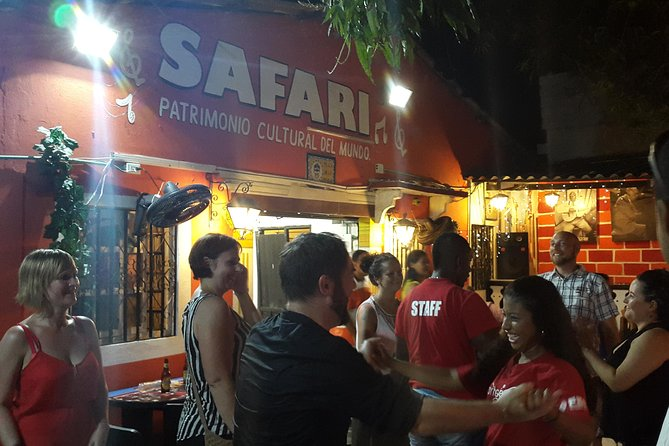 Experience Cartagena Salsa Nightlife and fund a non profit: funwithapurpose
