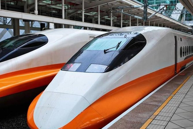 Xian to Shanghai Bullet Train Ticket with North Railway Station Transfer