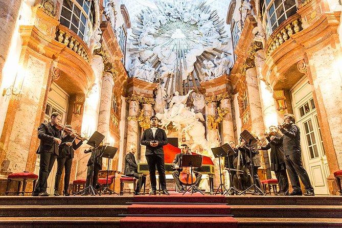 Concerto das Quatro Estações de Vivaldi na Igreja de São Carlos em Viena