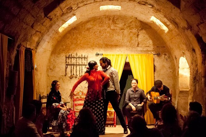 Skip the Line: Flamenco Show Ticket at Santa Maria Arabian Baths in Cordoba photo 1