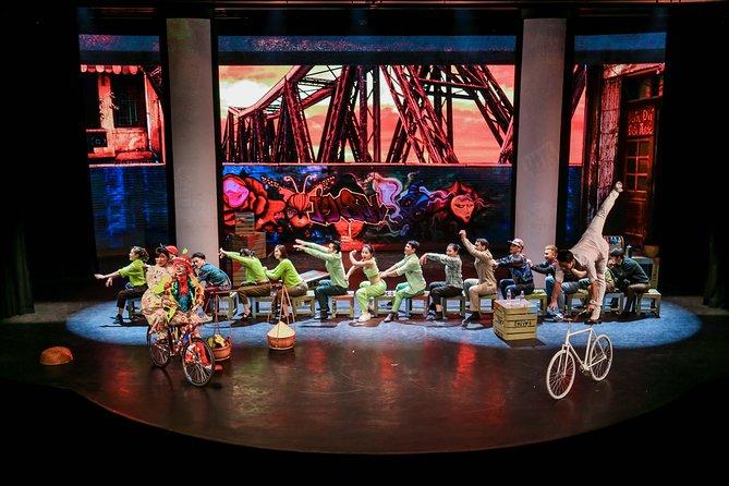 Ionah Show entrébiljett i Hanoi