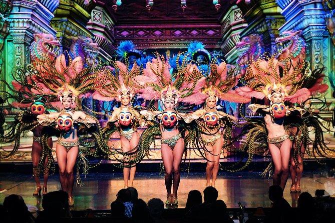 Moulin Rouge Paris - Biglietto per cena e spettacolo di Capodanno