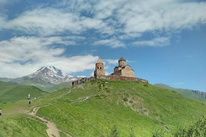 Private Day Trip to Gudauri and Kazbegi from Tbilisi via Jvari and Mtskheta