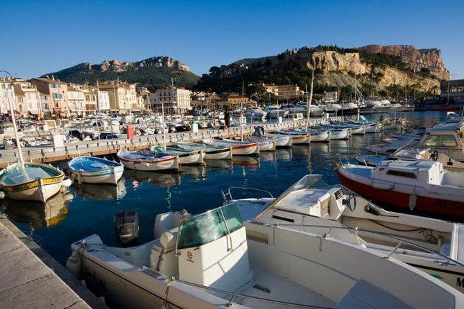 TOULON: 7 hrs Private Shore Excursion: Aix en Provence, Cassis and Le Castellet