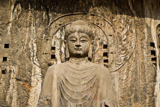 洛陽の少林寺と龍門石窟を訪ねる昼食付きプライベート・デイツアー