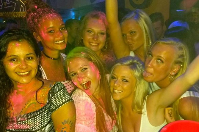 Senor Frogs Cancun Party Pass by After Dark