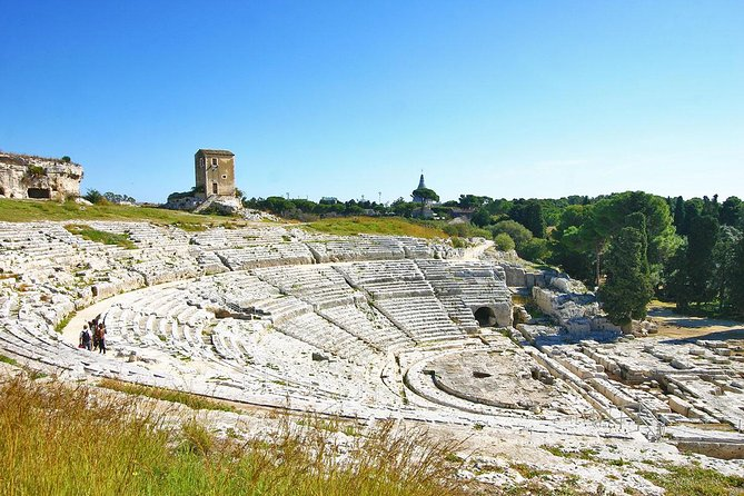 Ancient Syracuse: private guided tour of the Neapolis archaeological park photo 1