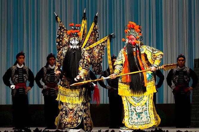 Beijing Opera Night Show Bus Tour